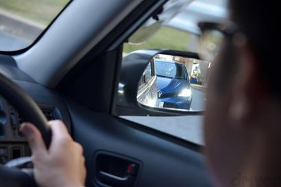 例 煽り運転