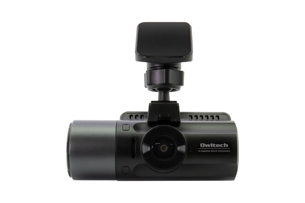 フロントカメラ(車外側)