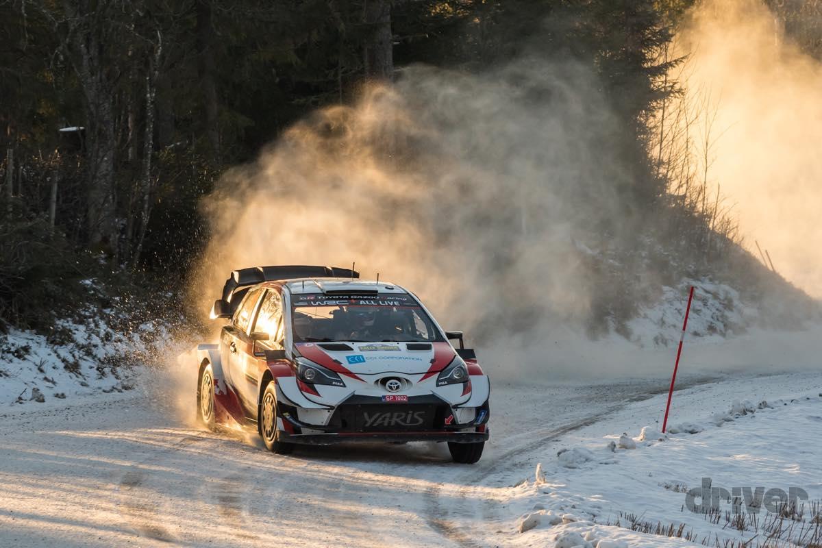 WRC ヤリス TGR