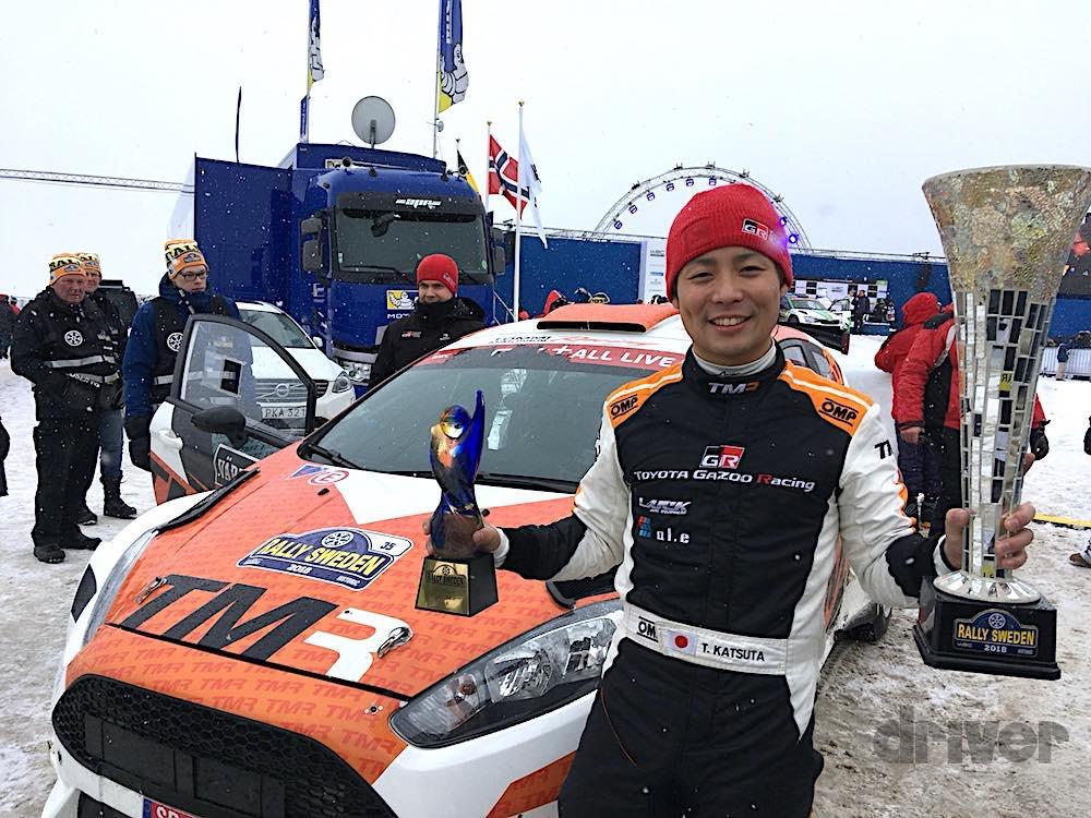 勝田貴元 ヤリス WRC