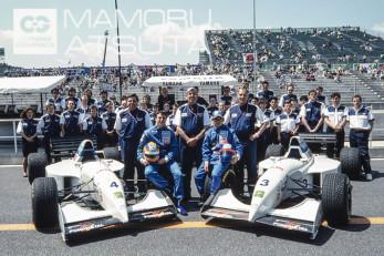 1994年のF1日本人ドライバー。片山右京、野田英樹の記憶【連載第14回 ...
