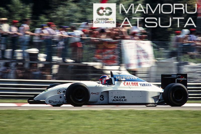 片山右京 F1 1994年