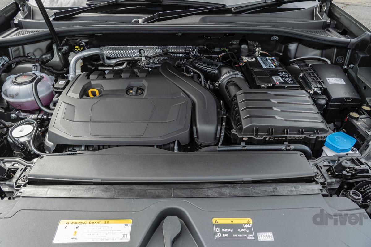 アウディQ3SB ガソリン+FF