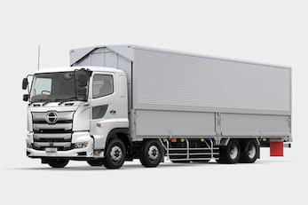 4軸(8輪)車と3軸(6輪)…なぜ10トンカーゴトラックの車軸数は ...