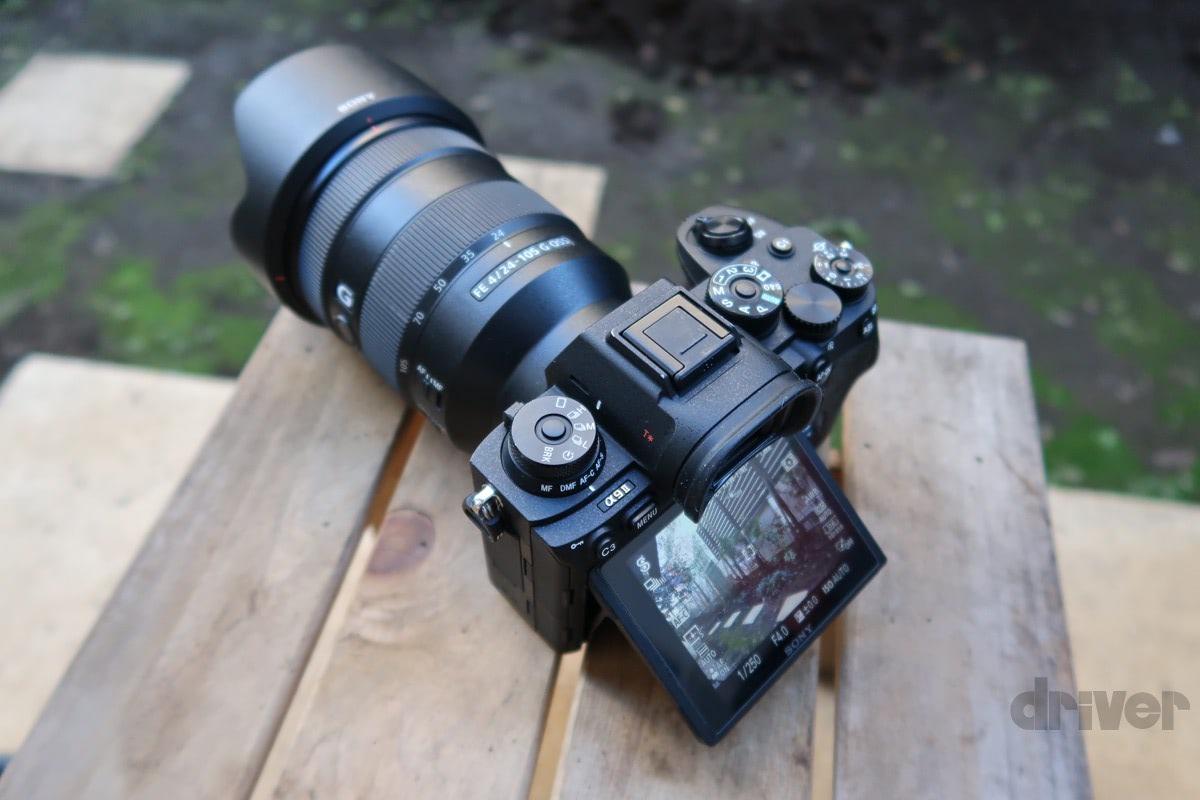 SONY α9Ⅱ+FE 24-105mm