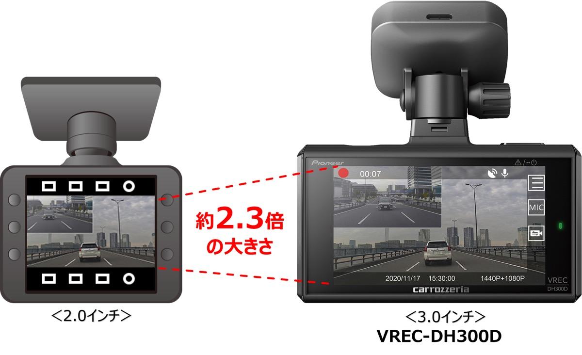 VREC-DH300D