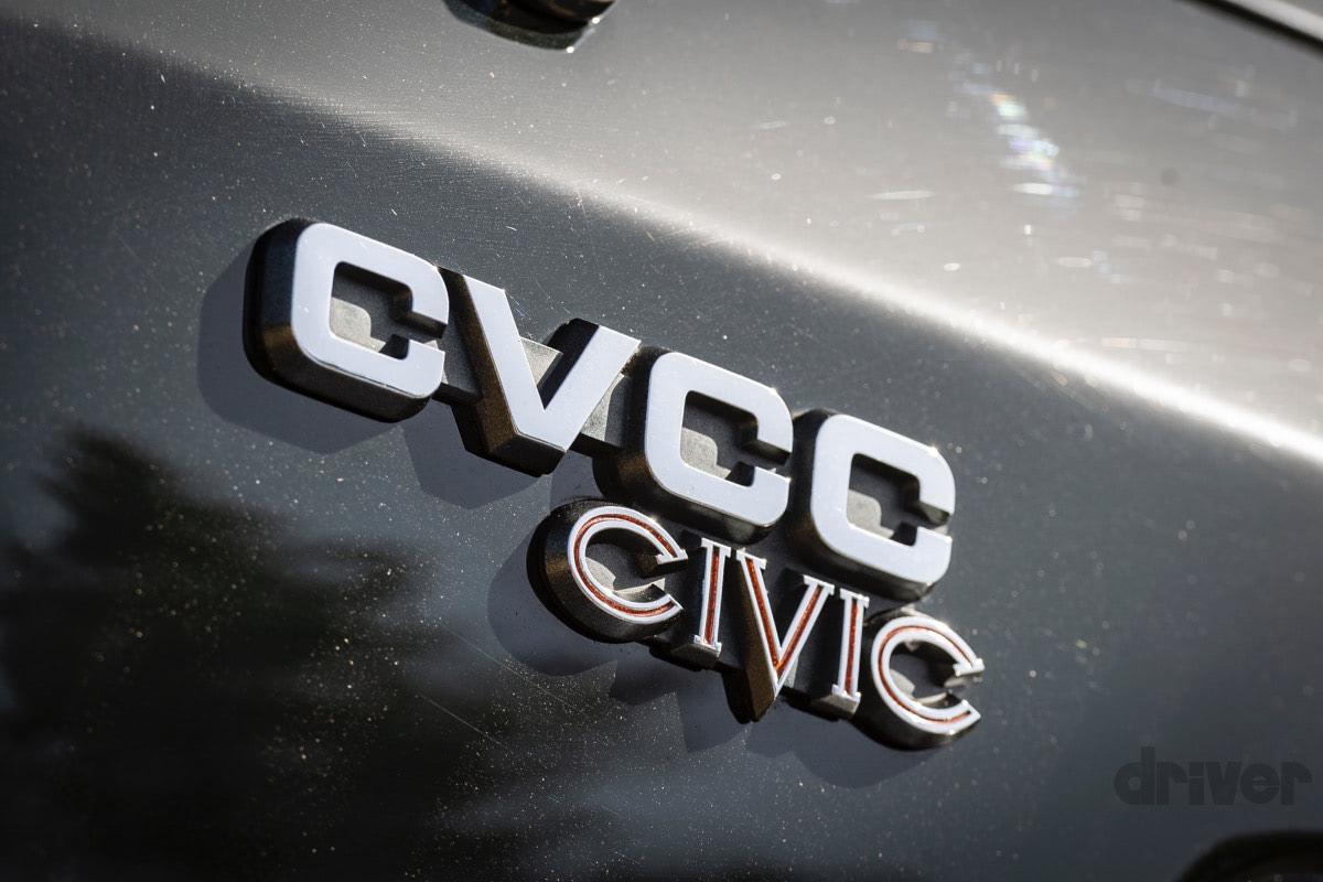 CIVIC CVCC