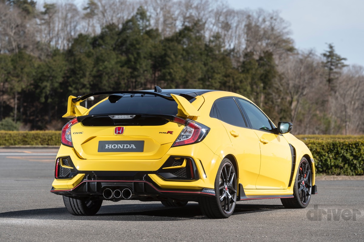 CIVIC TYPE R LIMITED