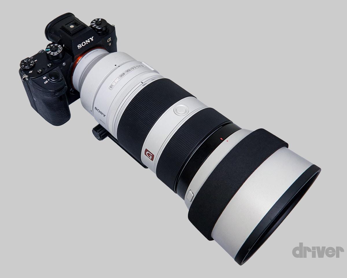 SONY α9 + FE 100-400mm F4.5-5.6 GM OSS