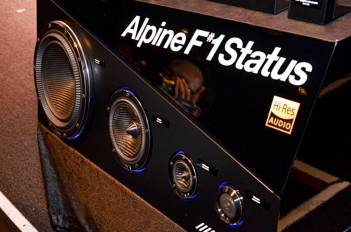 AlpineF#1Status